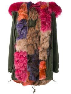 Mr   Mrs Italy fur lined parka coat 8f747b461b0