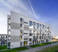 Baumit - Fasada Roku Multi Story Building