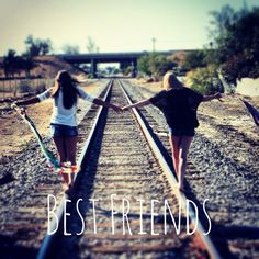 My best friend (Hailey) and I (Samantha) did a photoshoot & this was one of our pictures. I added the text at the bottom.