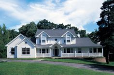 Farmhouse House Plan with 2828 Square Feet and 5 Bedrooms from Dream Home Source | House Plan Code DHSW53878