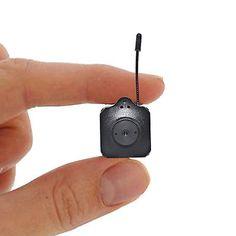 All jammer - small bug camera