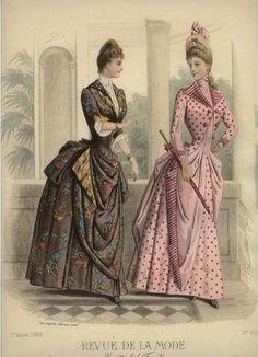 Revue de la Mode 1888