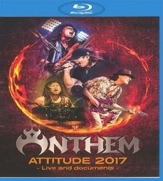 "Anthem - Attitude 2017 - Live (2018) [BDRip 1080p] http://ift.tt/2FrvfAU March 05 2018 at 07:28PM  Anthem - Attitude 2017 - Live (2018) [BDRip 1080p] Label: WARD RECORDS [GQXS-90310] Country: Japan Genre: Heavy Metal Quality: MKV/ BDRip 1080p Video: MPEG4 Video / AVC / 1920x1080 / 23.976fps / 8 552 kb/s Аудио: LPCM Audio / Japanese / 2.0 / 48 kHz / 1536 kbps / 16-bit Time: 01:42:12 Full Size: 713 GB  ANTHEM which released album ""ENGRAVED"" which became 2 items after 9 items Yukio Morikawa…"