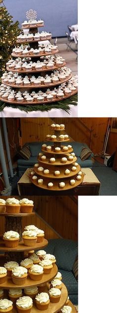 Wedding Cake Stands And Plates 102424 Hayley Cherie 4 Tier Cupcake Stand