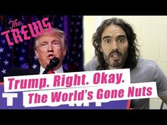 'We have to provide an alternative': Russell Brand makes sense of the Trump disaster and liberal failures