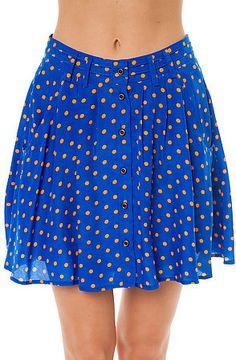 #Karmaloop                #Skirt                    #Boutique #Skirt #Sunday #Swinger #Blue             LA Boutique Skirt Sunday Swinger in Blue                                      http://www.seapai.com/product.aspx?PID=621228