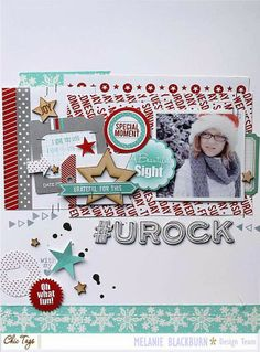** Chic Tags- delightful paper tag **: #UROCK