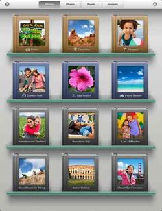 iPhoto lets you edit your photos right on your #iPad!