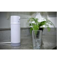 Brondell H2O+ Pearl Countertop Water Filtration System