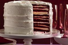 The 18 Layer Red Velvet Cake is an Impressive Dessert