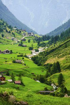 Gorezmettlen, Uri, Switzerland