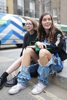London Fashion Week LFW Street Style KubaDabrowski