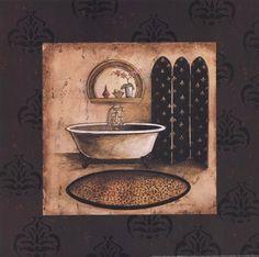 Gregory Gorham: Bath Time IV