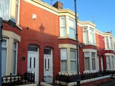 In 1900 my great aunt and uncle, Hilda Victoria and Frederick Bevan, died as infants while living at 68 Empress Road, Liverpool, England. Many of the houses on this street are now rented to students from nearby Liverpool University.