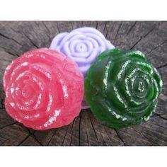 Sada na výrobu mydla - zmrznuté ruže Watermelon, Fruit