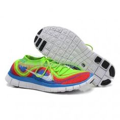 d180e76987f08 Mens Free Flynkit+ Running Shoes Rainbow. Anna Stone · New Arrival Nike  Shoes