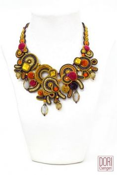 Ibiza Statement Necklace