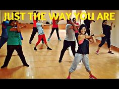 Just The Way You Are by Bruno Mars | Zumba® Cool Down Routine by Vijaya - YouTube