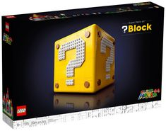 Lego Super Mario, Nintendo 64, Nintendo Consoles, Point D'interrogation, Le Shop, Mystery, Lego News, Lego Creations, Teasing