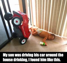 It's never too early to talk to your kids about drinking and driving.