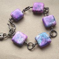 Made from polymer clay!    Di Keeble Beads and Jewellery - Folksy