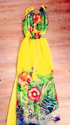 se non c'è lo indossiamo.... #sun #flowers #animalier #ineditBoutique