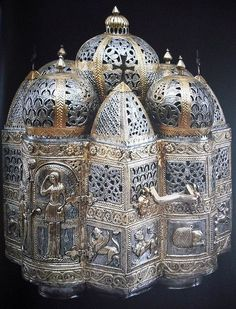 Byzantium 043 - perfume burner