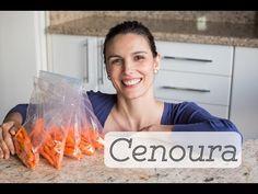 CENOURA: benefícios e dicas para facilitar o consumo na semana - YouTube