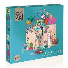 domeček pro panenky - atelier | Dětské hračky pro holky i kluky | ookidoo.com