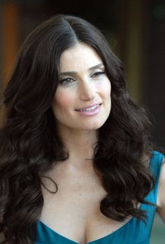 Idina Menzel- gorgeous and talented.
