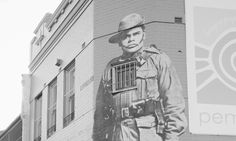 Redfern's controversial mural poses questions to the next generation of Australian leaders – and to the War Memorial, where it could easily belong
