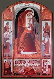 La Nativita' Icona di Lyuba Yatskiv