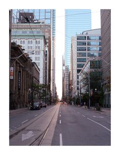 Toronto Ontario, Toronto, Street View, Canada, Spaces