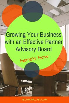 Achieve sustainable business growth by building an effective partner advisory board. Growing Business, Sales And Marketing, Insight, Channel, Boards, Tech, Planks, Technology