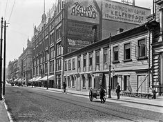 Helsinki 1907 Signe Brander