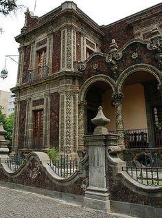 House in Guadalajara, Mexico