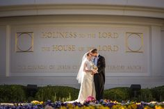 Las Vegas Temple Wedding.