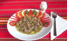 Kebab z vepřového masa Grains, Rice, Beef, Food, Meal, Essen, Hoods, Ox, Meals