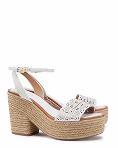 09b0deaf4611 For Mother s Day  Tory Burch Roselle Platform Espadrille in Ivory Shoe  Closet