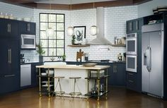 The best ideas not to miss for your kitchen. Here we will inform you about some proposals to decorate your kitchen with the help of Nate Berkus #Kitchenideas # Kitchendecor #NateBerkusideas #NateBerkusdesing