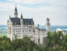 Neuschwanstein Castle, Germany by Wandering Wheatleys