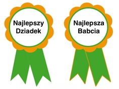 Dzień Babci i Dziadka: Kotyliony / Zawieszki Dzień Babci i Dziadka Styczeń Święta i pory roku Grandparent Gifts, Grandparents Day, Kids And Parenting, Diy And Crafts, Techno, Printables, Education, Creative, How To Make