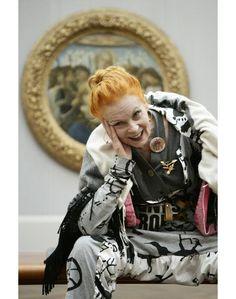 Livro de História: Vivienne Westwood