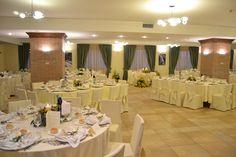 Allestimento sala #matrimoni in #sila