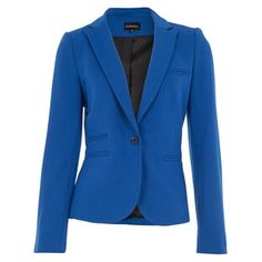 Veste Caprice bleu cyan - Caroll - Ref: 1198416 | Brandalley