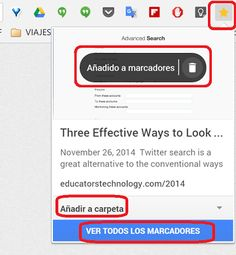 Crea y aprende con Laura: Bookmark Manager, Google actualiza su servicio de ... Google, Alternative, Blog, Management, Sharpies, Trapper Keeper, Universe, Blogging