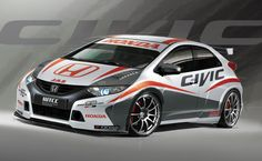 WTCC Honda Civic