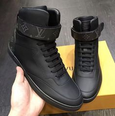 Louis Vuitton Sneakers – Parental Information Center Botas Louis Vuitton, Louis Vuitton Hombre, Louis Vuitton Sneakers, Louis Vuitton Handbags, Sneaker Dress Shoes, Sneaker Boots, Shoes Boots Timberland, Shoe Boots, Lv Shoes