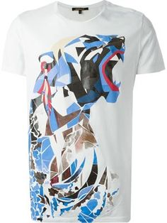 Designer T-shirts & Vests for Men 2015 - Farfetch