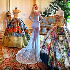 #dolcegabbana #fashion #fashionable #fashiondress #couturedress #hautecouture #ukraine #kiev #moscow #odessa #lovefashion #style #stylish #lebanon #beirut #dubai #gown #eveninggown #eveningdress #gowns #fashionblog